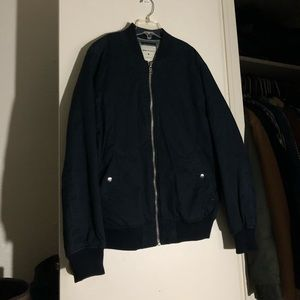 Modern Amusement Bomber Jacket
